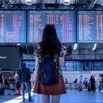 Manchester Airport Chauffeurs Arrivals Board