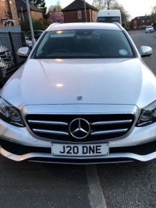 Picture of Executive Chauffeur Driven Estate Vehicle