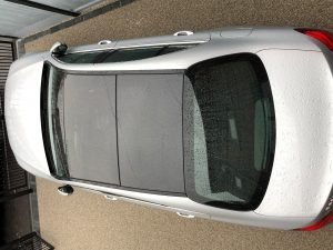 E Class with Panoramic roof