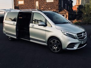 Executive Chauffeurs Greater Manchester Luxury MPV