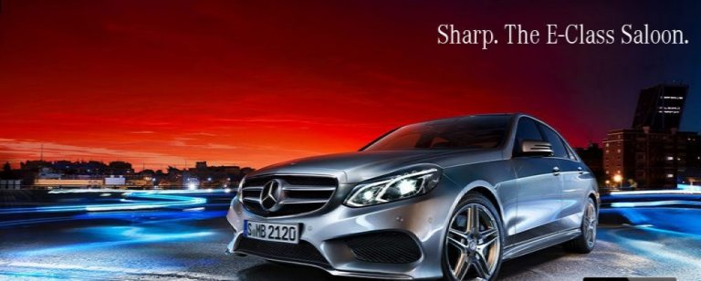 Picture of Luxury Wedding car hire saloon
