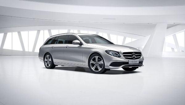 Image of Mercedes Estate car