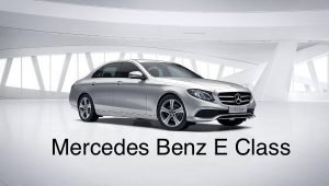 Image of Mercedes Saloon